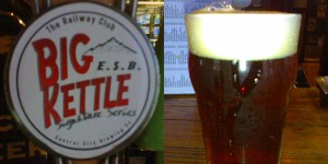 Central City Brewing Co. Big Kettle Signature Series E.S.B.