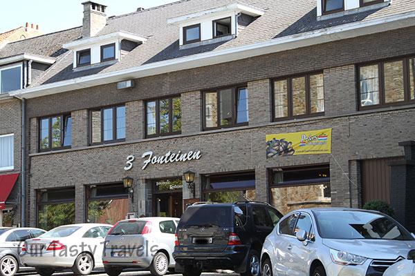 3 Fonteinen Restaurant - Beersel, Belgium  http://ourtastytravels.com/blog/3-fonteinen-brewery-open-beer-days-in-belgium/ #beer #belgium #ourtastytravels