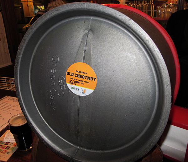 Old Chestnut Barrel