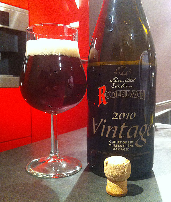 Rodenbach 2010 Vintage Oak Aged Ale (Barrel No 144)