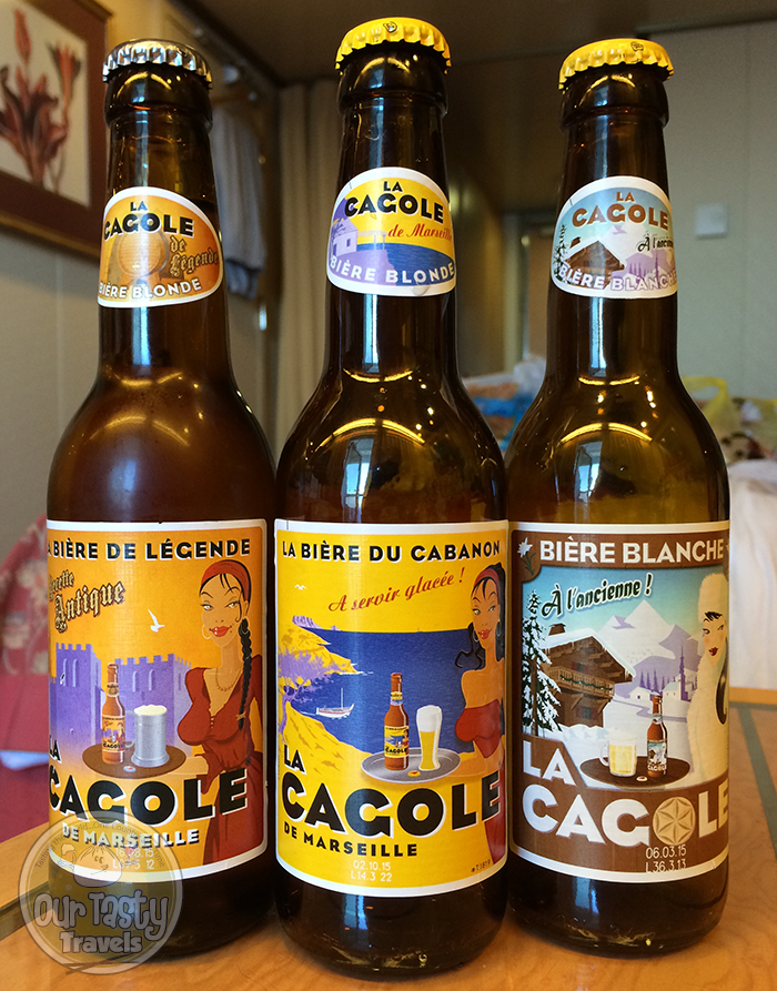 The Beer Selections of La Cagole de Marseille http://ourtastytravels.com/blog/la-cagole-beer-marseille/ #beer #ottmed14 #ourtastytravels