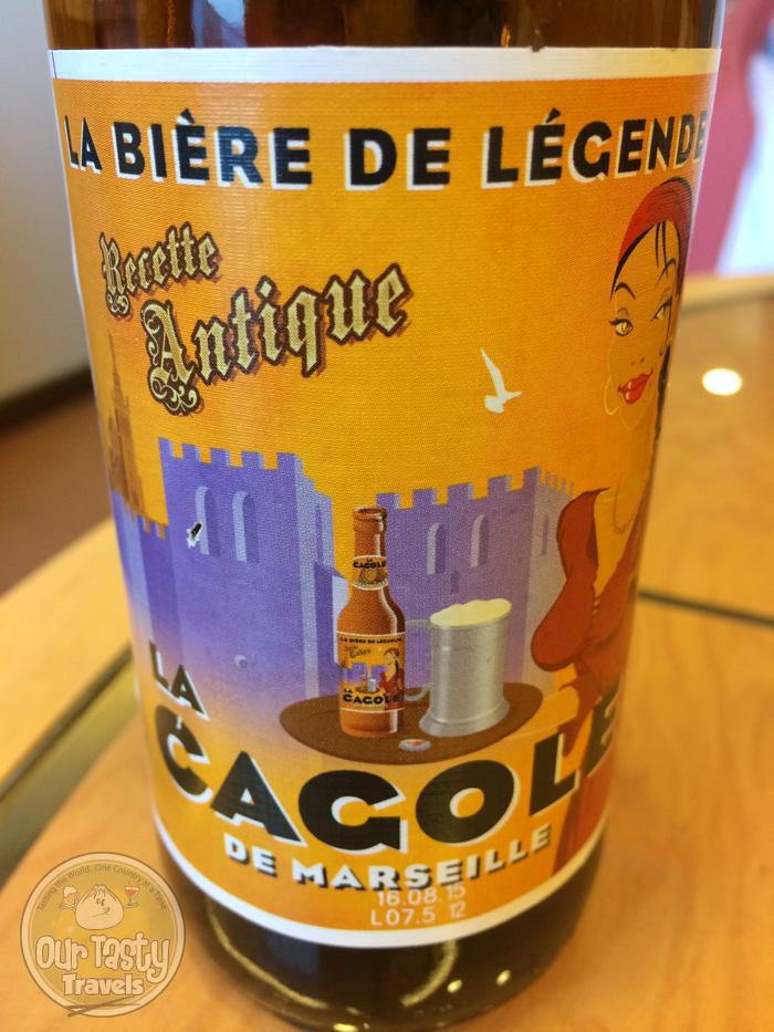 La Cagole Recette Antique http://ourtastytravels.com/blog/la-cagole-beer-marseille/ #beer #ottmed14 #ourtastytravels
