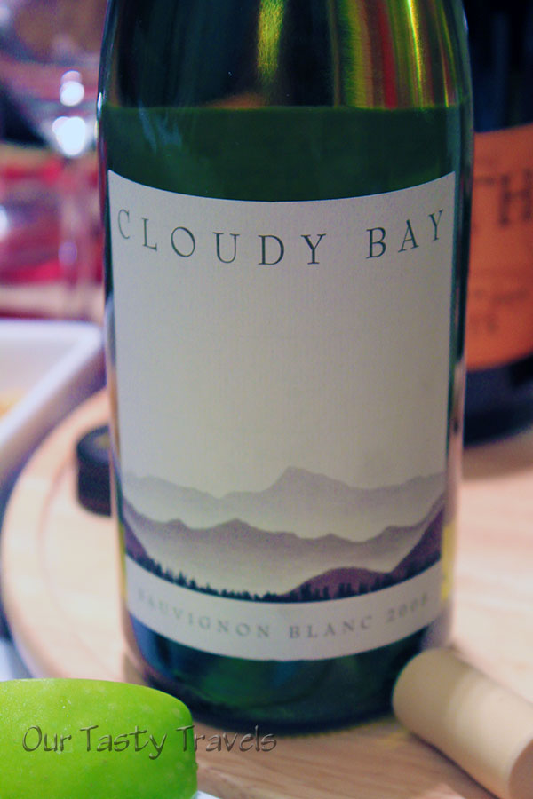 Cloudy Bay Sauvignon Blanc 2008
