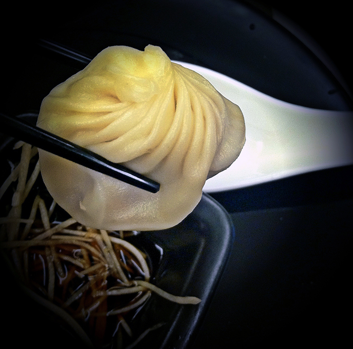 Xiao Long Bao from Din Tai Fung in Taipei, Taiwan http://ourtastytravels.com/blog/obsession-asian-dumplings-favorite-picks/ #food #dumplings #taiwan #ourtastytravels