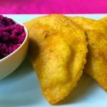 Street Food Saturday: Empanadas from Elvi's Kitchen in San Pedro, Belize