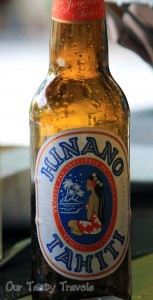 Hinano Bottle