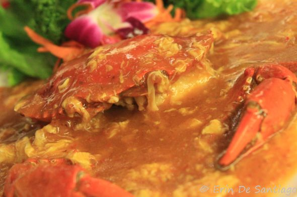 Photo of the Week: Singapore Chili Crab - Our Tasty Travels