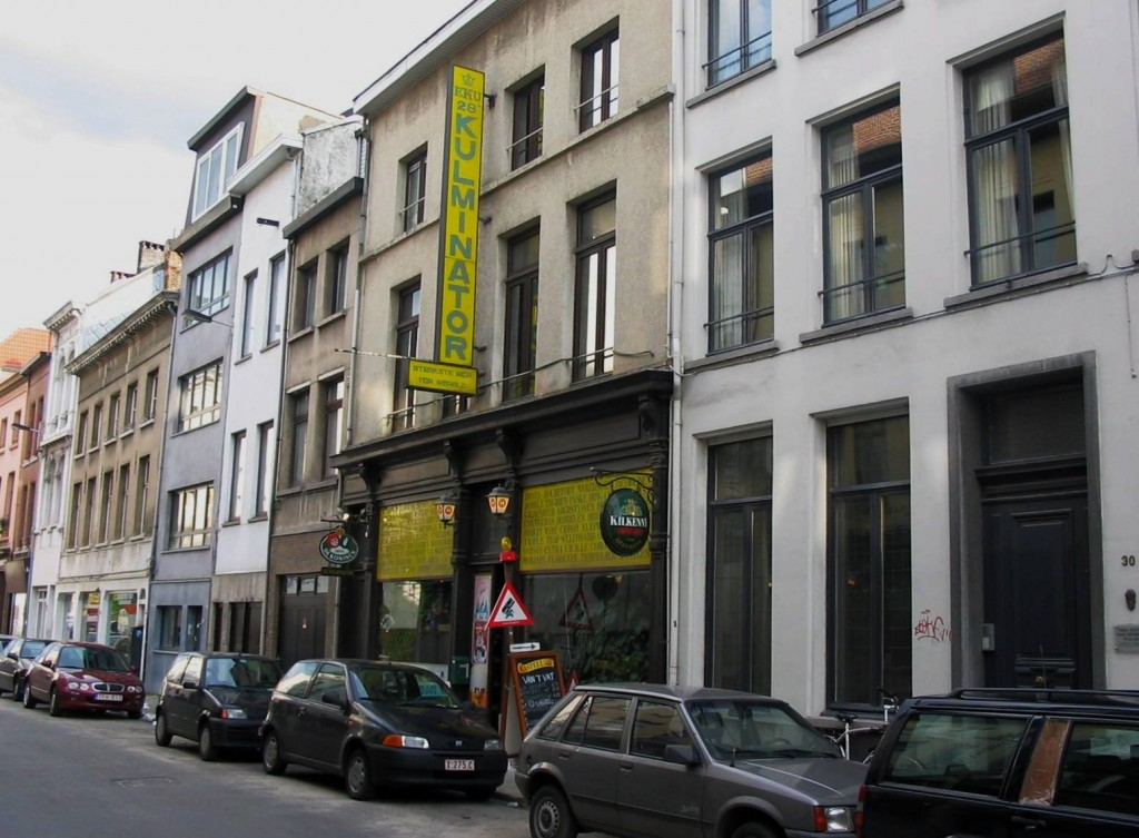 Kulminator in Antwerp, Belgium