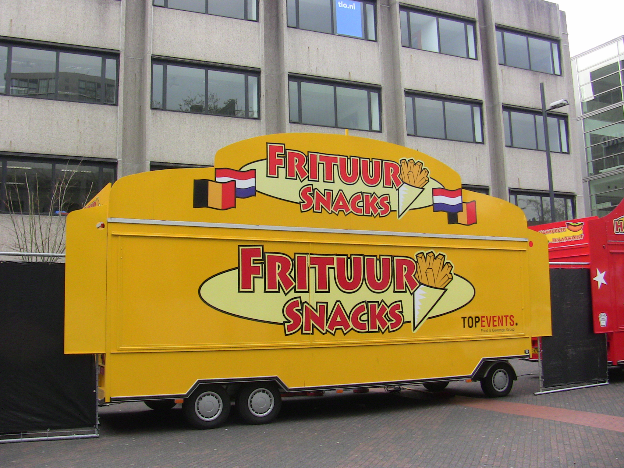 Frituur Stand