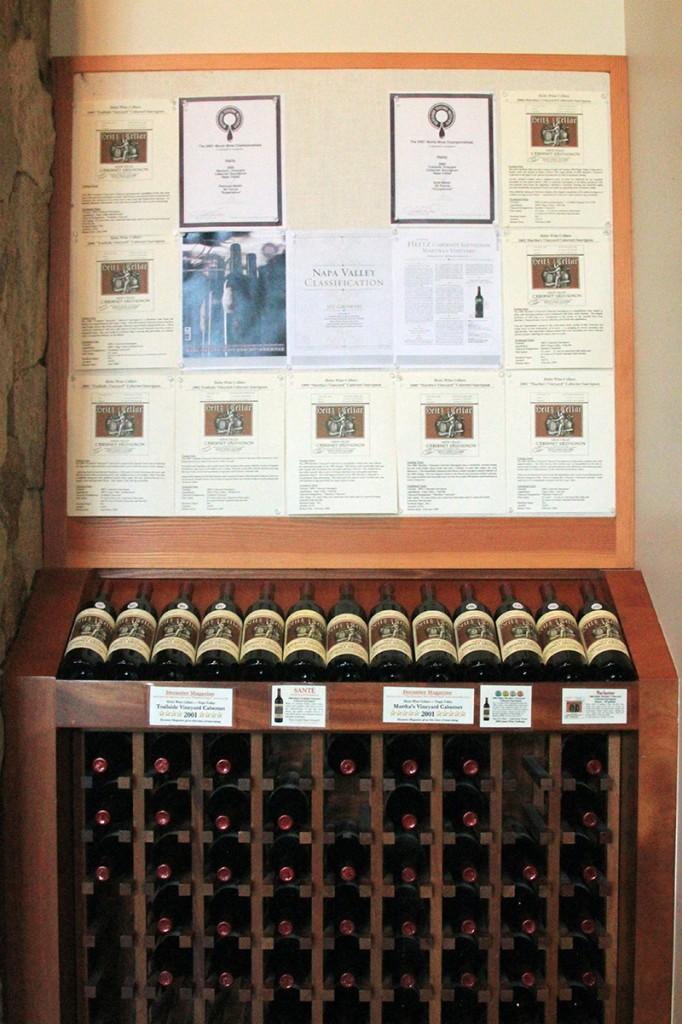 Heitz Cellar Wines
