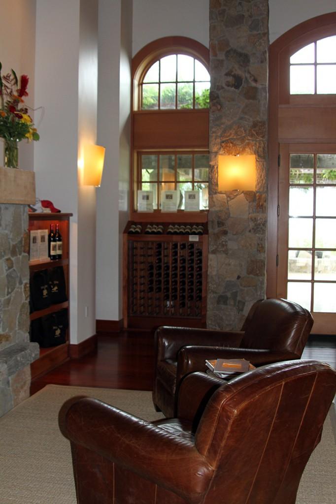 Heitz Tasting Room