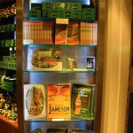 More goodies in the Jameson gift shop