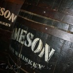 More Jameson barrels