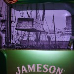 Jameson Bar display