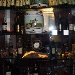 Bar display