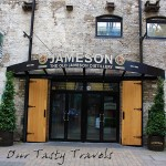 Jameson Distillery tour entrance