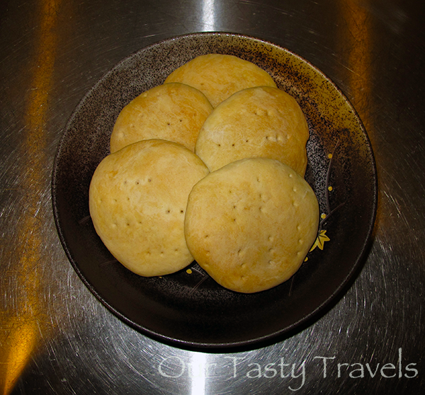 Homemade Johnny Cakes : Belizean Breakfast Staple http://ourtastytravels.com/recipes/belizean-cuisine-breakfast-johnny-cakes-belize/ #belize #ourtastytravels #cayetobelize