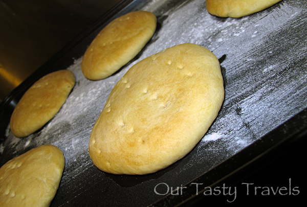 Baking Johnny Cakes at home http://ourtastytravels.com/recipes/belizean-cuisine-breakfast-johnny-cakes-belize/ #belize #ourtastytravels #cayetobelize