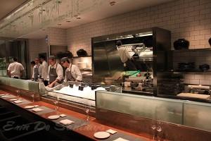 One Michelin-star Mandarin Grill + Bar at Mandarin Oriental, Hong Kong