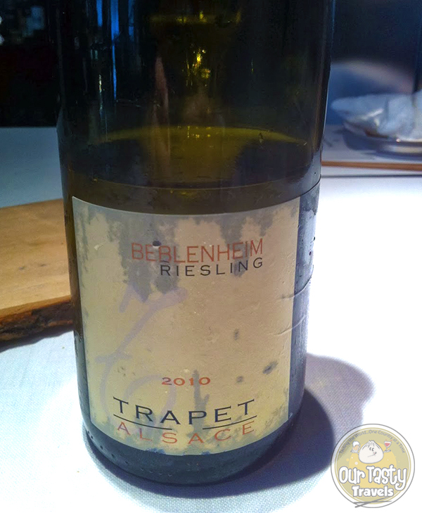 Domaine Trapet Bablenheim Riesling 2010