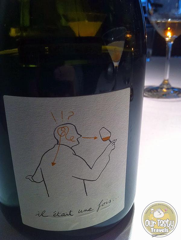Jacques Selosse Ratafia de Champagne il etait une fois