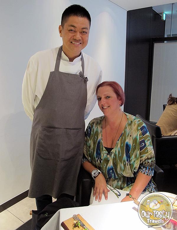 Chef Narisawa Tokyo Japan