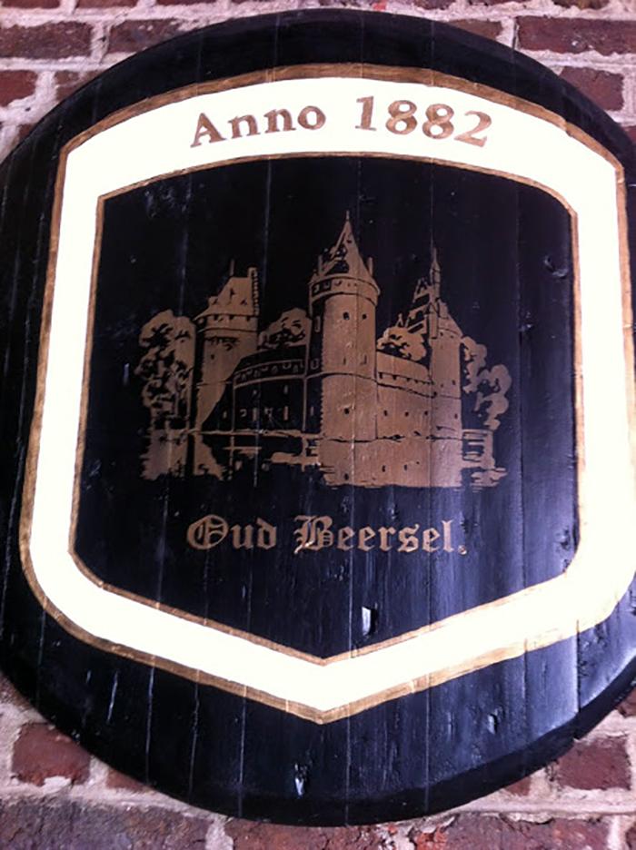 Oud Beersel Brewery, Beersel, Belgium http://ourtastytravels.com/blog/oud-beersel-brewery-beersel-belgium/ #beer #travel #ourtastytravels