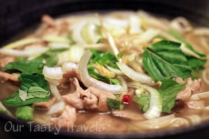 Asian Cooking at Home: Vietnamese Pho Recipe