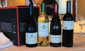 Wines Served at Riedel Wine Seminar on Celebrity Summit
