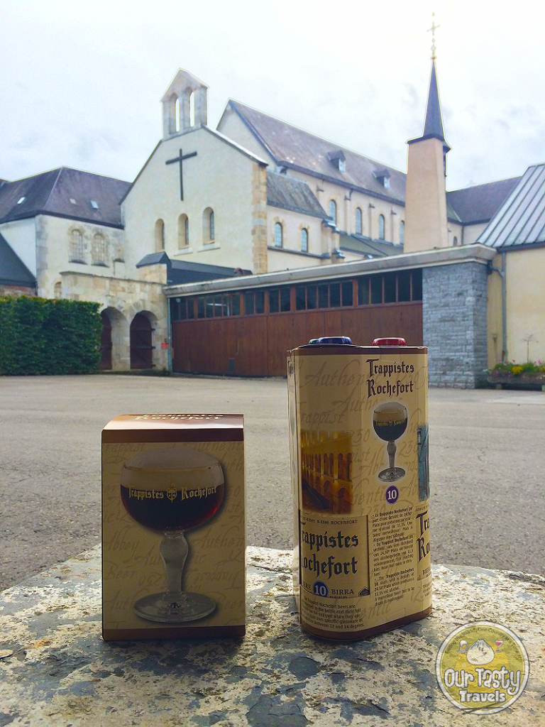Visiting Belgium's Trappist Breweries - Our Tasty Travels