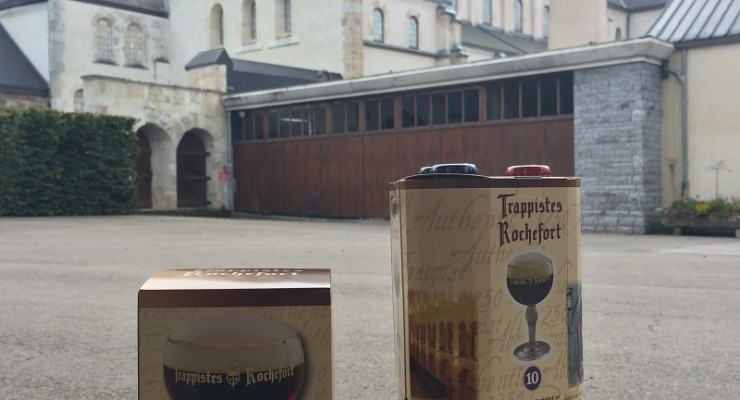Rochefort Brewery at the Abbaye Notre Dame de Saint Remy