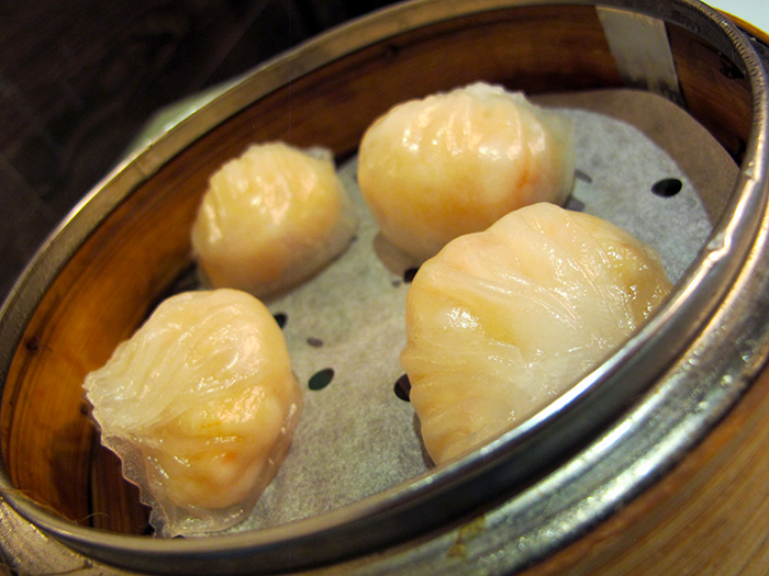 shrimp dumplings dim sum hong kong http://ourtastytravels.com/blog/obsession-asian-dumplings-favorite-picks/ #food #dumplings #ourtastytravels
