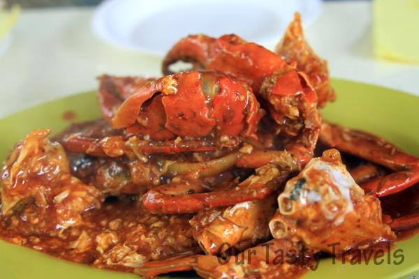 Singaporean chili crab recipe dishmaps for Asian cuisine singapore