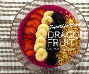Dragon Fruit Smoothie Bowl Recipe