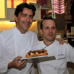 Chef Alleno and his Pastry Chef at S.T.A.Y. and Sweet Tea