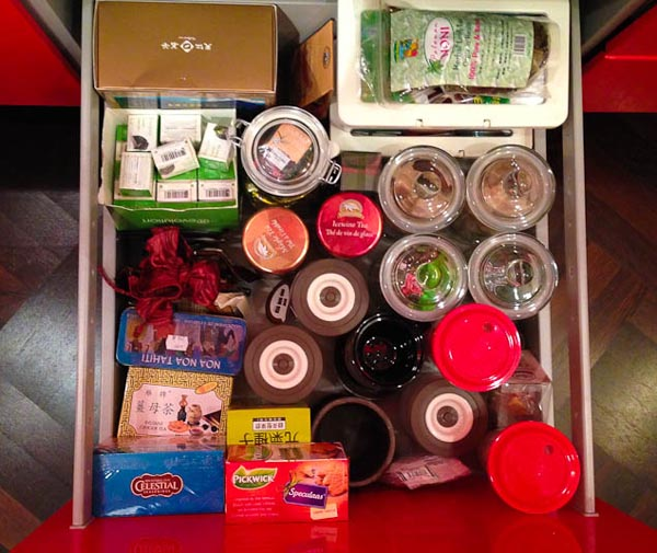 Tea Drawer