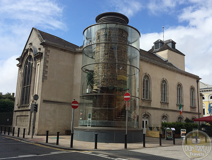 The Church, Dublin.  Hosting Location of #EBBC14 http://ourtastytravels.com/blog/irish-craft-beer/ #beer #ourtastytravels