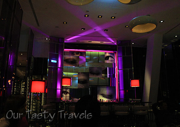 Yen Bar Cantonese W Hotel Taipei Taiwan
