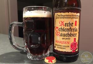 7-Jan-2015 : Aecht Schlenkerla Rauchbier - Märzen by Brauerei Schlenkerla #ottbeerdiary