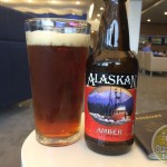 25-Feb-2015 : Alaskan Amber by Alaskan Brewing Co. An Alt style beer from Alaskan Brewing Co. of Juneau, Alaska. A little sweeter than the last Alt I had in Düsseldorf, but still some bitterness and a decent overall beer. #ottbeerdiary