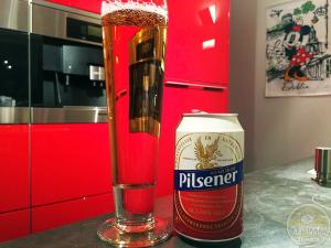 1-Jul-2015 : Pilsener by Albert Heijn. Drinkable. Nothing special, but drinkable. #ottbeerdiary