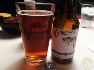 Alper's Trout Pale Ale by June Lake Brewing – #OTTBeerDiary Day 279