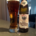 24-Jan-2015 : Altfränkisches Lagerbier by Schwarzer Adler Bräu Stettfeld is a tasty, clean lager. Has some fruity flavors, with some bitterness as well. A nice, every-day lager. #ottbeerdiary