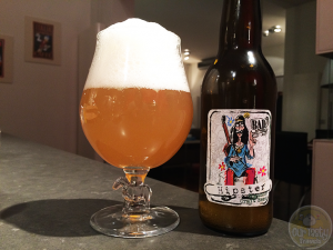 Bad Attitude Hipster by Ticino Brewing Company – #OTTBeerDiary Day 274