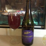 3-Mar-2015 : Beauregarde by The Bruery. An incredible beer! Sour Blonde Ale aged in oak with Blueberries. #ottbeerdiary