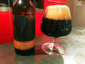Export Stout by Boundary Brewing – #OTTBeerDiary Day 379