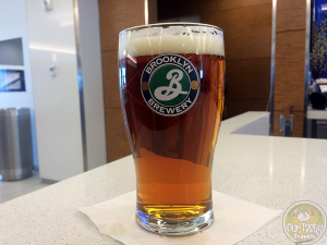 9-Mar-2015 : Brooklyn Lager by Brooklyn Brewery - A Vienna Lager from one of the most notable craft breweries on the East Coast of the US. #ottbeerdiary