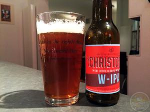 Christoffel W-IPA by Bierbrouwerij Sint Christoffel – #OTTBeerDiary Day 272