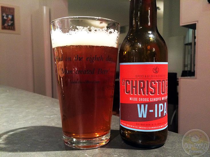 Christoffel W-IPA by Bierbrouwerij Sint Christoffel - #OTTBeerDiary Day 272