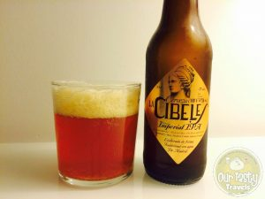 07-May-2015 : Imperial IPA by Cervezas La Cibeles. Not very bitter. Less than expected for a double IPA. Decent flavor for a beer. Just underwhelming for the style. #ottbeerdiary